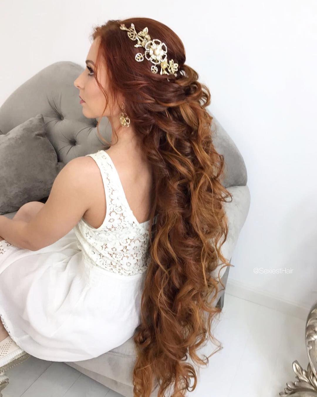 Instagram Long hair styles, Hair styles, Beautiful long hair