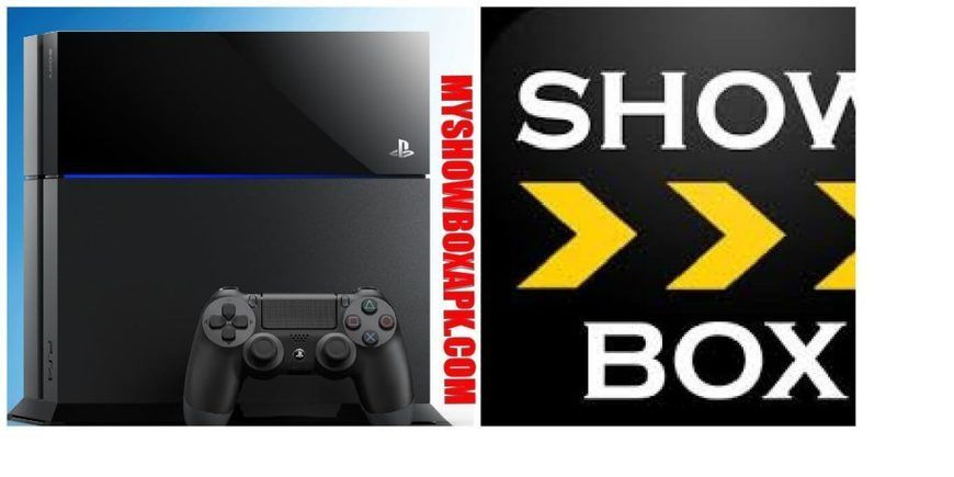 Showbox For PS4, PS3 - MX Player, LocalCast & iMedia Share