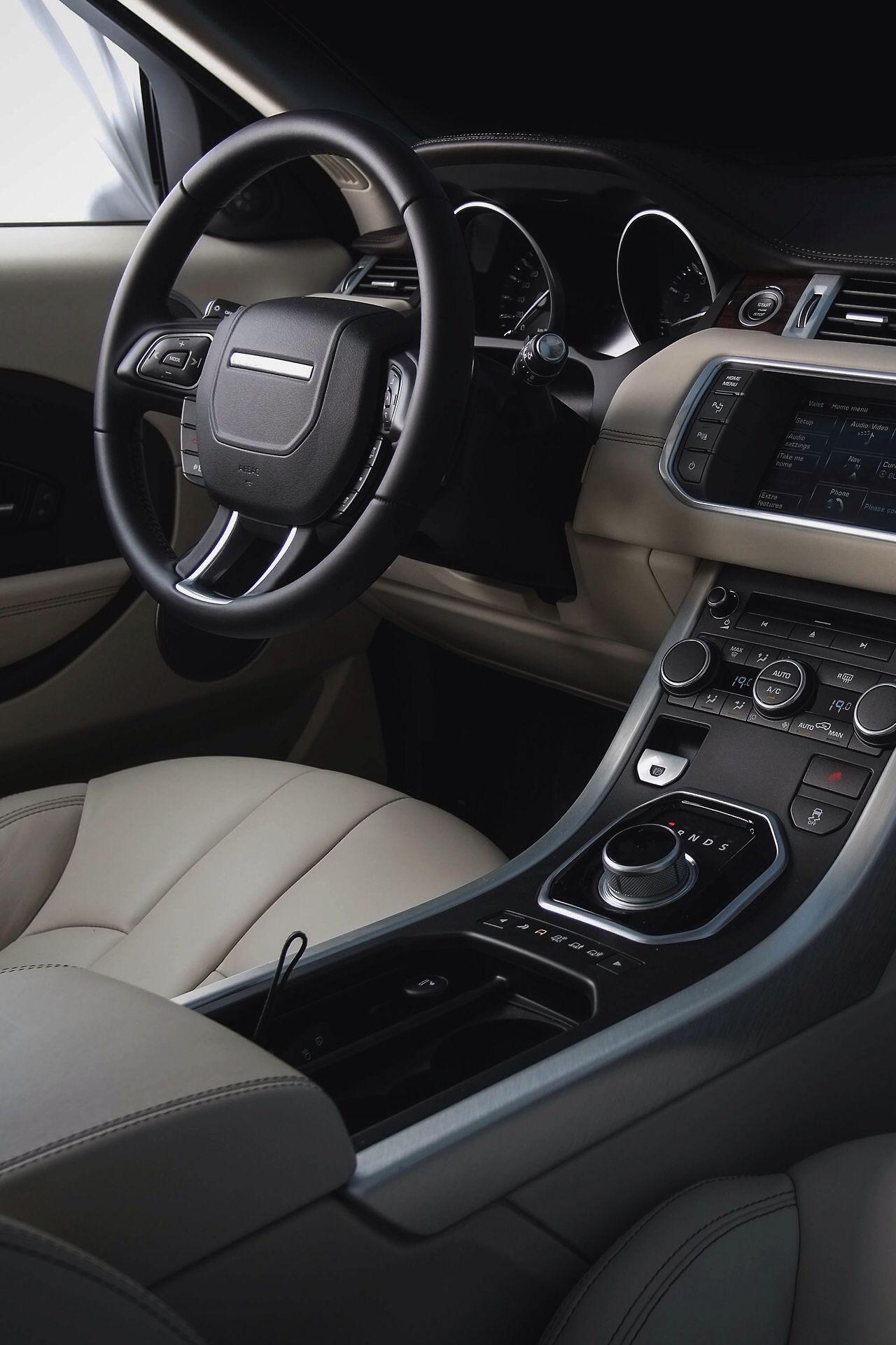 Inside the new Range Rover Cars Pinterest