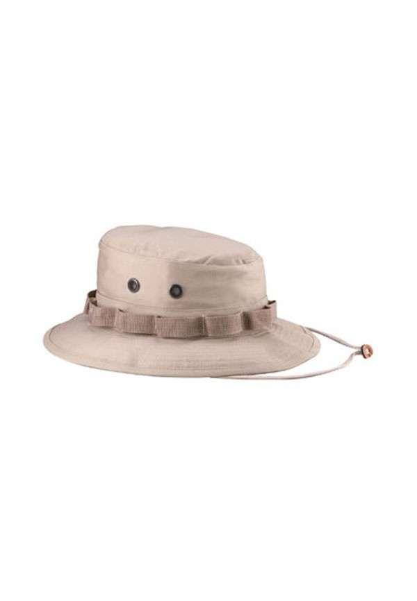 da06ea6d9b6 Cotton Rip-Stop Boonie Hat