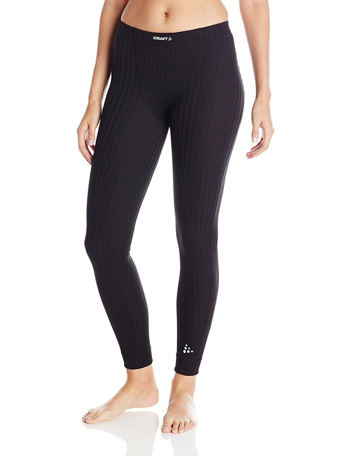 Women's Clothing, Active, Active Base Layers, Women's Active Extreme Base  Layer Pants - Black/Platinum -… | Workout pants black, Active wear for women,  Active women