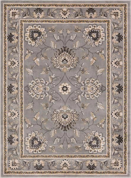 Abbasi Grey Traditional Rug The Style Code Is 36083 On