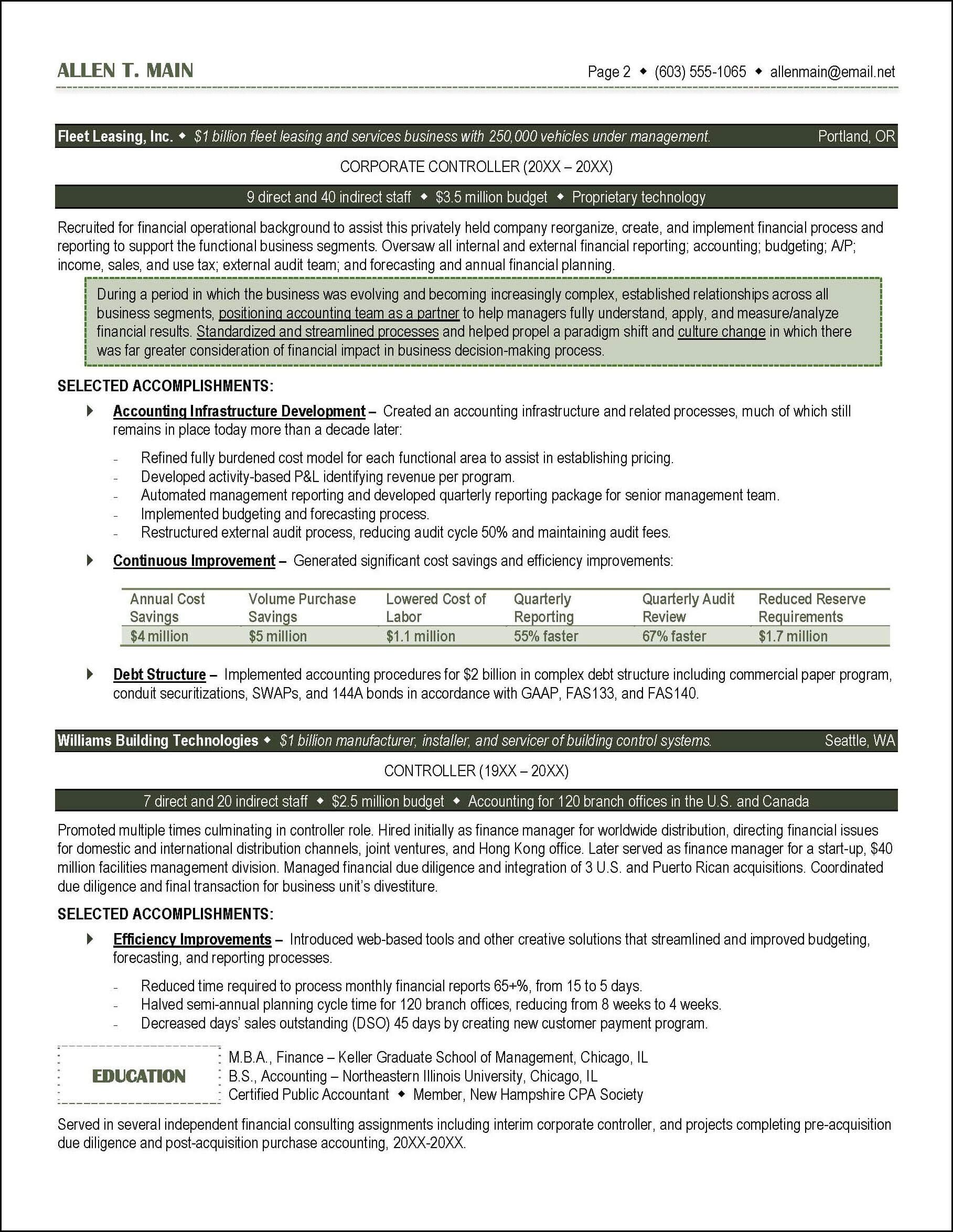 accounting resume example distinctive documents formatting ideas mistakes faq about - Budget Accountant Sample Resume