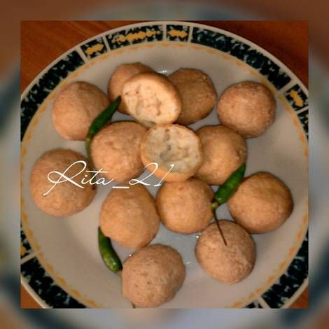 Resep Tahu Pong Bulat Oleh Rita D Fahry Resep Makanan Resep Tahu Resep Masakan Indonesia