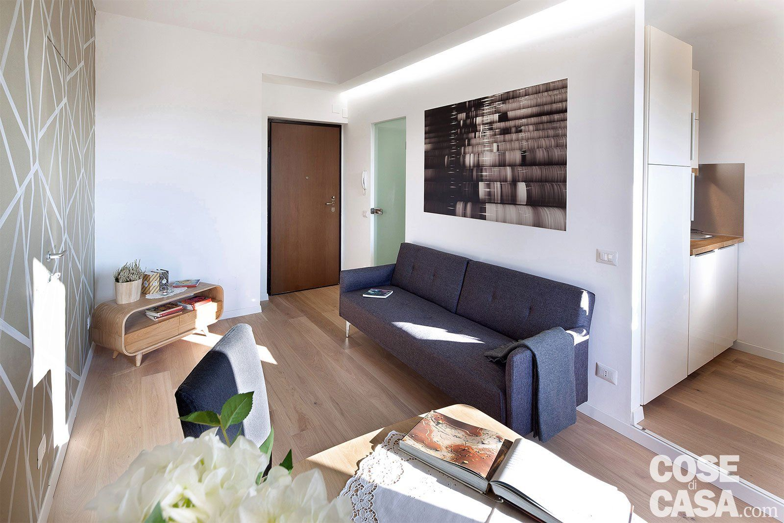 Bilocale di 40 mq casa mini, comfort maxi Idee per