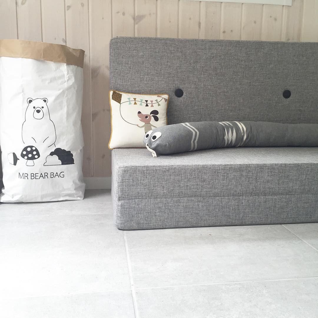 ferm living mr snake inka cushion. Black Bedroom Furniture Sets. Home Design Ideas