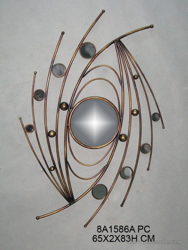 Metal Wall Art With Glass Decoration China Wholesale Repujado En Metal Repujado Metal