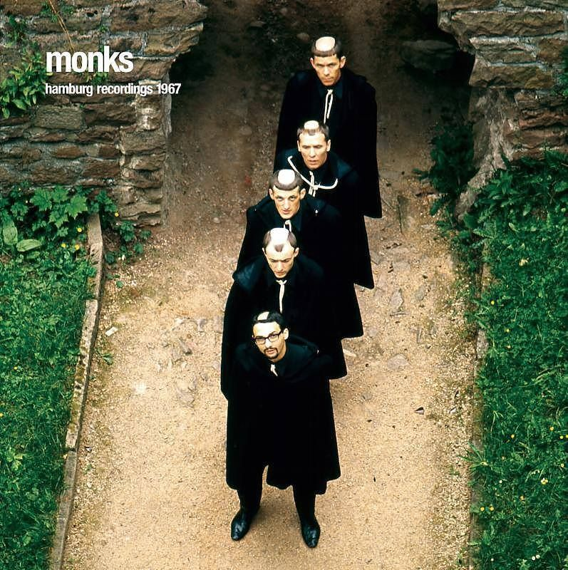THE MONKS hamburg recordings 1967