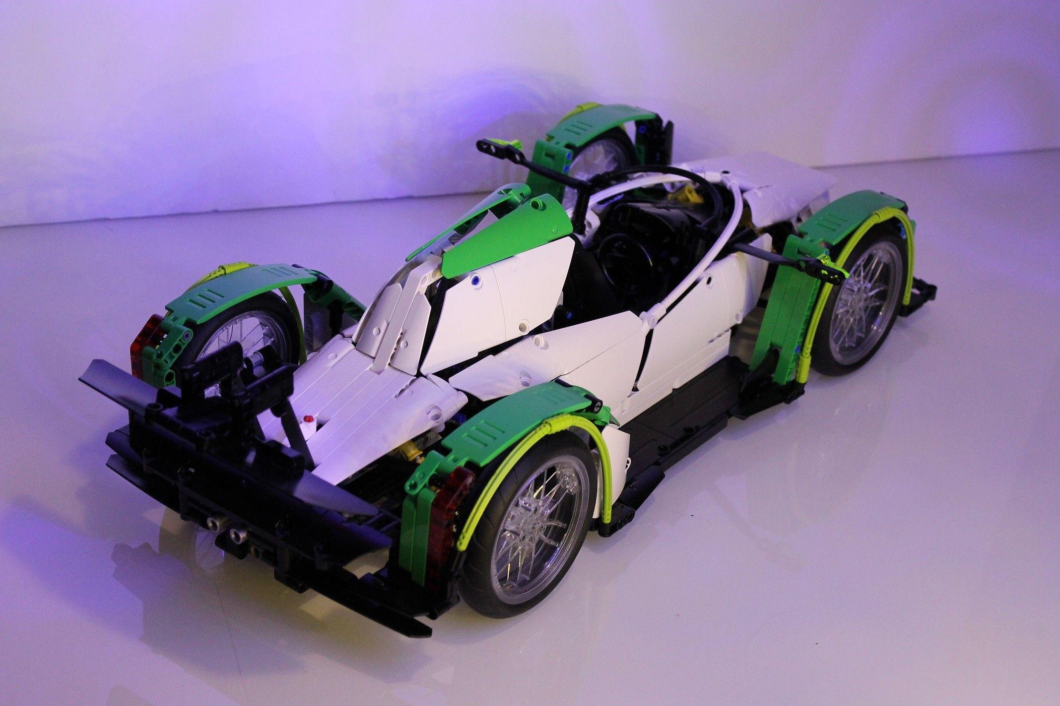 Pin by Ежуров Виталий Игоревич on Lego Technic SportCars