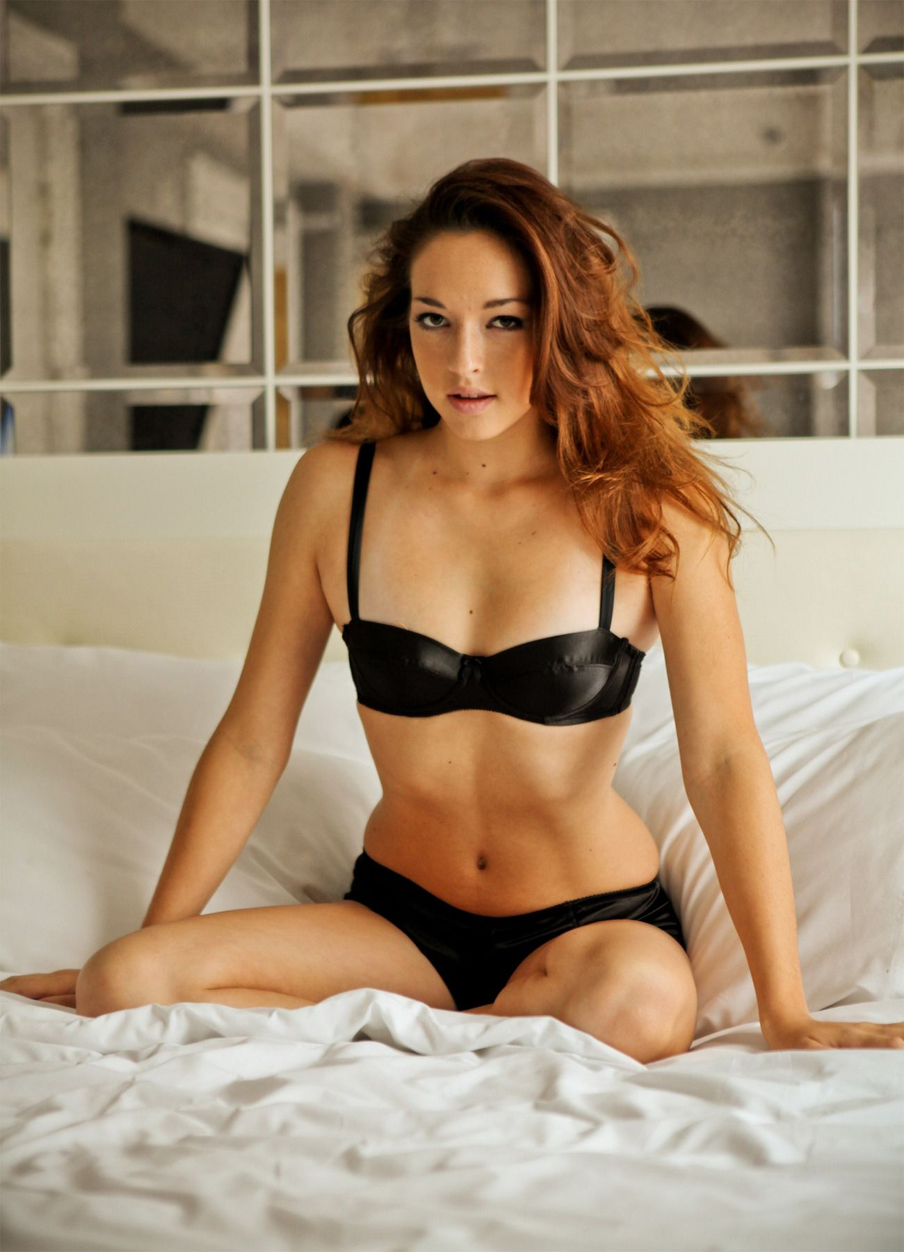 Lula Lu Petites Isabella Satin Demi Cup Bra | Demi cup bra and ...