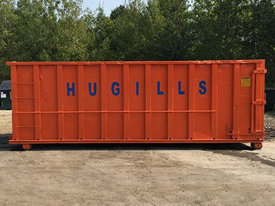 Hugill Sanitation Is A Family Owned Trash Collection Company You Call We Haul At Hugill Sanitaion Are Trash Collection Dumpster Rental Collection Company
