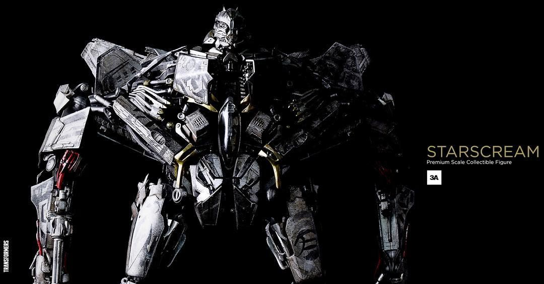 Transformers | Starscream  Coming to Bambaland Store: http://ift.tt/JR6abB Friday November 13th 2015 9:00am HK Time  BAMBALAND EXCLUSIVE TRANSFORMERS STARSCREAM Premium Scale Collectible Figure  http://ift.tt/JR6abB  The treacherous Lieutenant of the Decepticons Starscream soars the ranks in Premium Scale. Using his guile and cunning Starscream slyly seeks any opportunity to overthrow Megatron and take his place as leader of the Decepticons. The Premium Scale Edition features extremely…