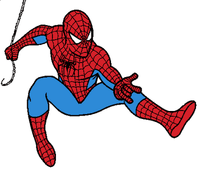 spiderman clip art borders clipart panda free clipart images rh pinterest co uk  free spiderman web clipart