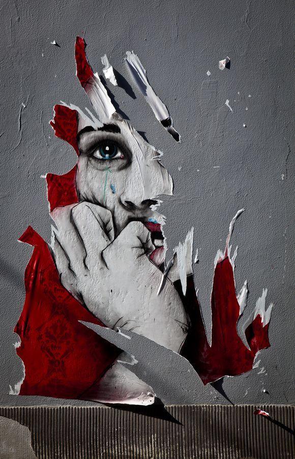 Berühmt Pin by Angus on Street Art | Street art, Street and 3d street art VN55