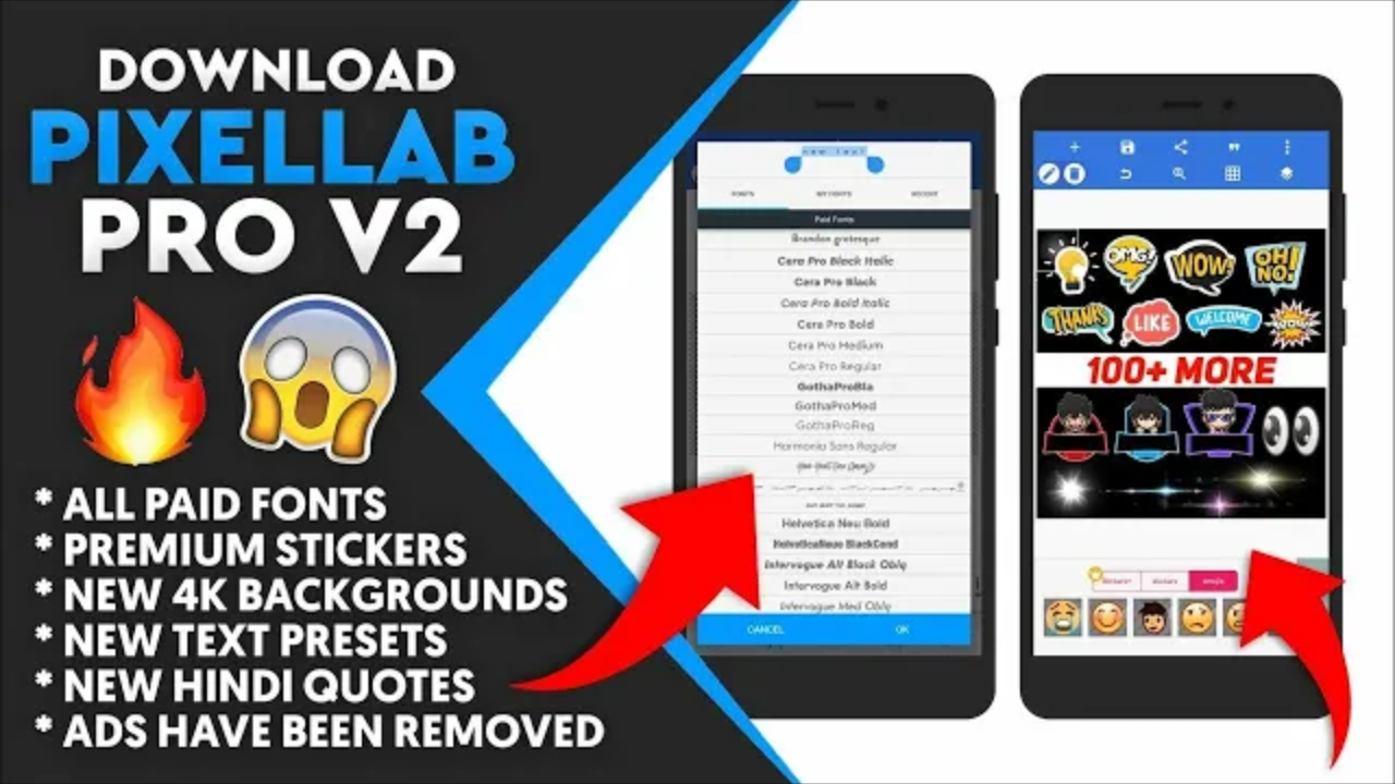 PixelLab Premium Unlocked APK Latest Mod Download in 2020 | App development  software, Android app development, Text