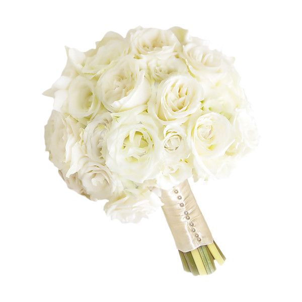 Svadebnyj Skrap Nabor Found On Polyvore Flower Bouquet Wedding White Bouquet Wedding Flowers