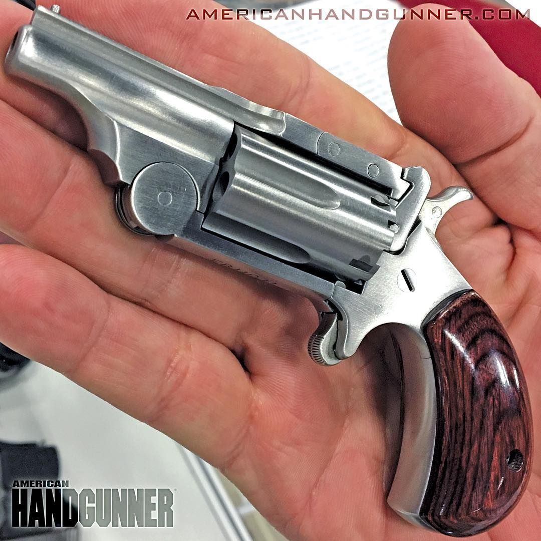 Tiny top-break Tuesday? The North American Arms Ranger II is