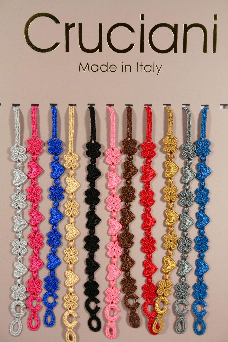 Cruciani bracelets | Bracelets | Pinterest