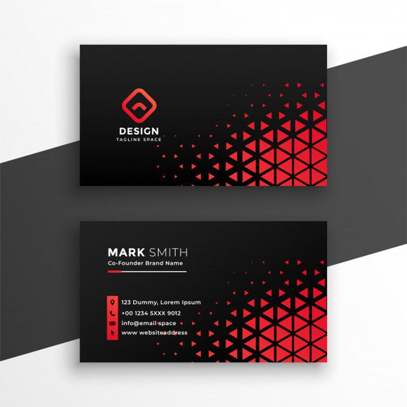 We Will Create A Beautiful Design For Your Business Card Etsy Business Cards Creative Black Business Card Elegant Business Cards Design