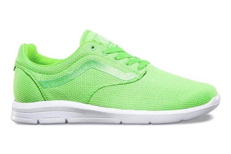 3eb60e3a106b VANS Mens 7.5 Womens 9 ISO 1.5 Mesh Green Gecko Running Athletic Sneakers  Shoes  fashion  clothing  shoes  accessories  mensshoes  athleticshoes  (ebay link)
