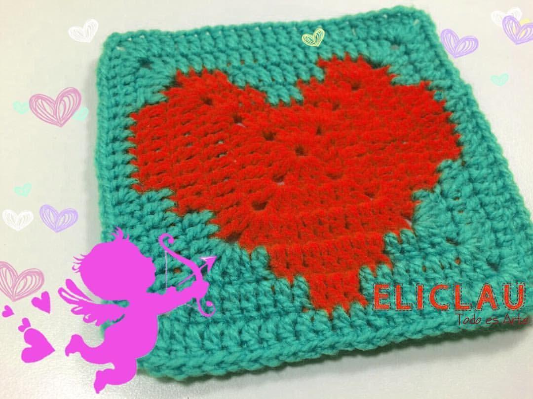 Buen fin de semana!!! #crochet es #arte #crochet #art #crocheting #photo #photography #artistic #weekend #findesemana #love #heart #corazon #amor #ganchillo . #weekend #happy #instagood #style . #knit #knitting #yarn #eliclau #instagram