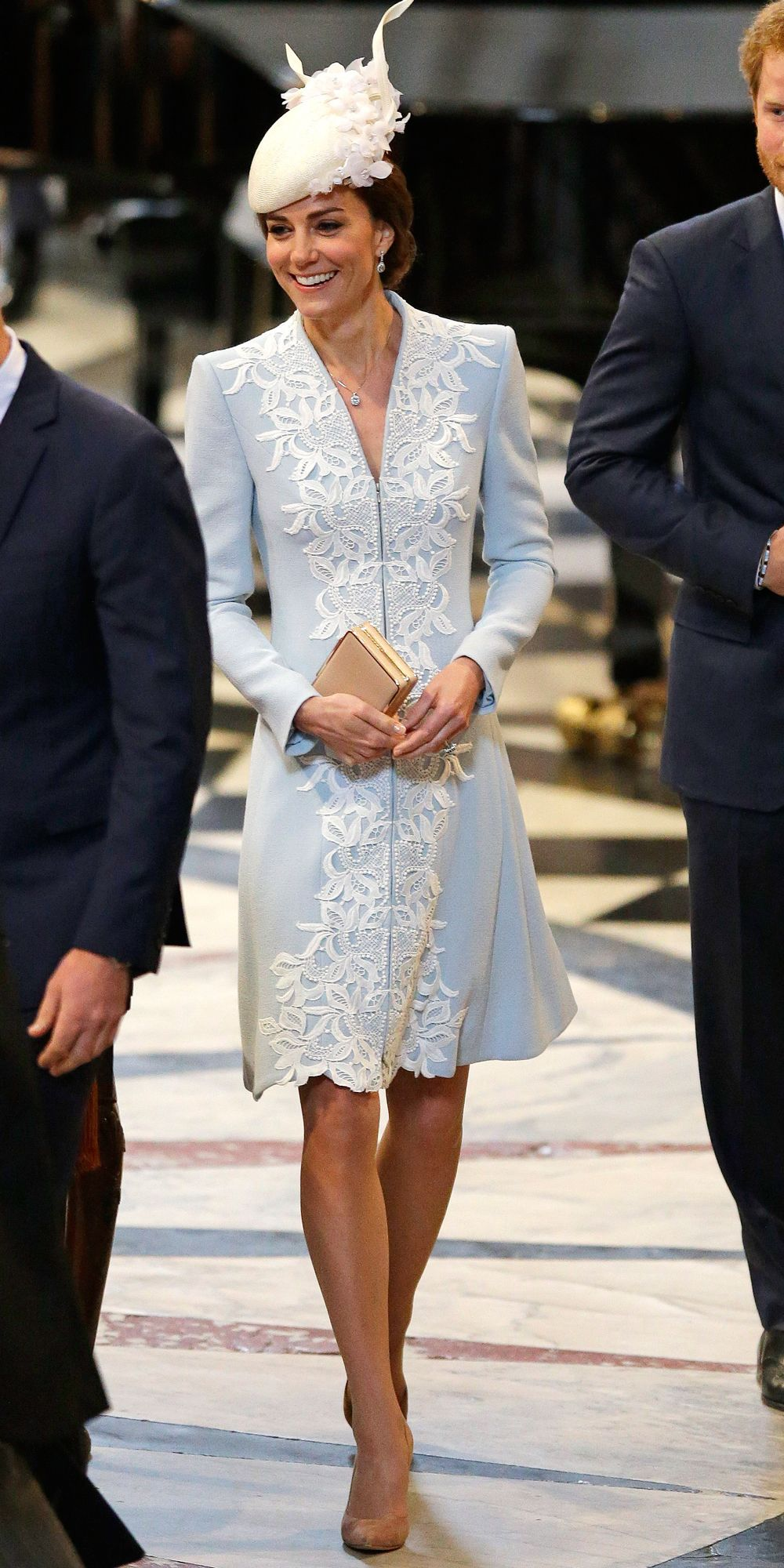 Kate Middleton's Most Memorable Outfits - June 10, 2016 from InStyle.com
