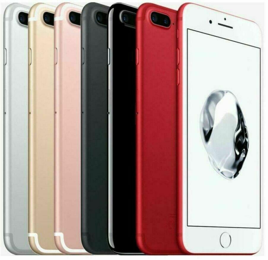 Apple iphone 7 plus 32128256gb verizon tcell att metro