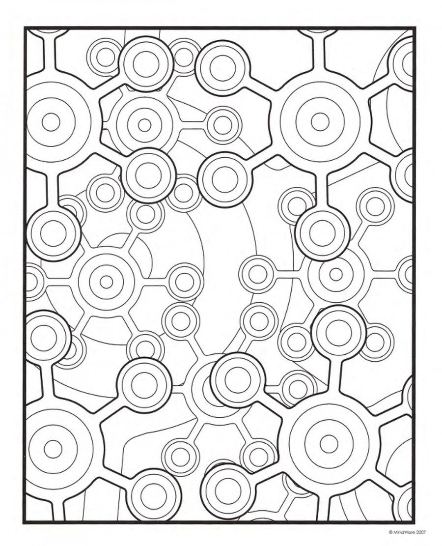 Geometric Coloring Pages Geometric Coloring Pages Abstract