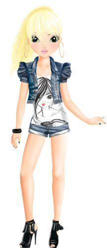 Top model google search top model pinterest mu ecas dibujo y quisiera ser - Top model a imprimer ...