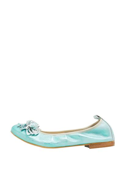 Mymo Ballerina Turkis Schuhe Fashion Shoes Ballerinas Womenshoes Schuhe Frauen Ballerinas Schuhe Schuhe Damen