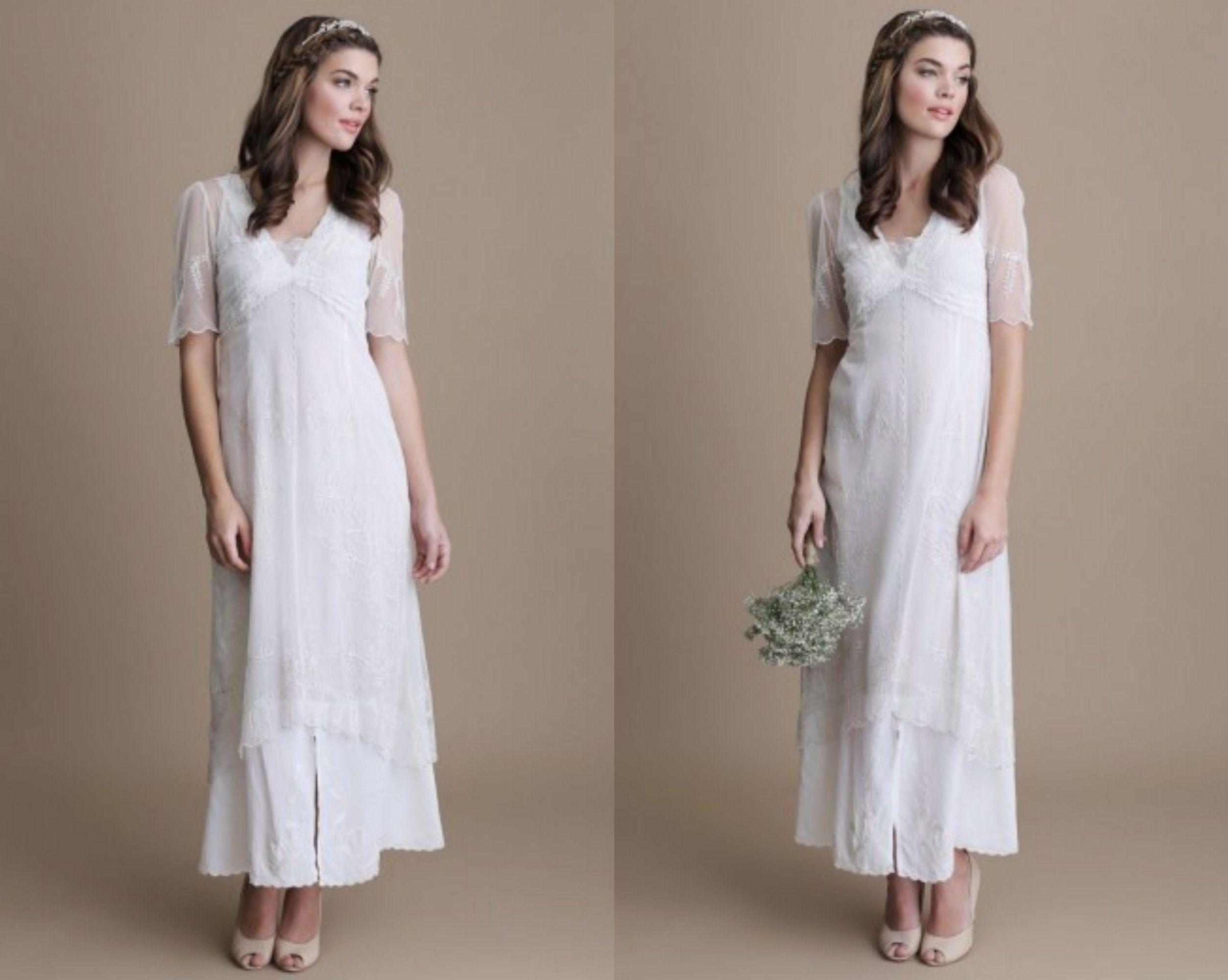Boho style wedding gowns boho style boho and gowns