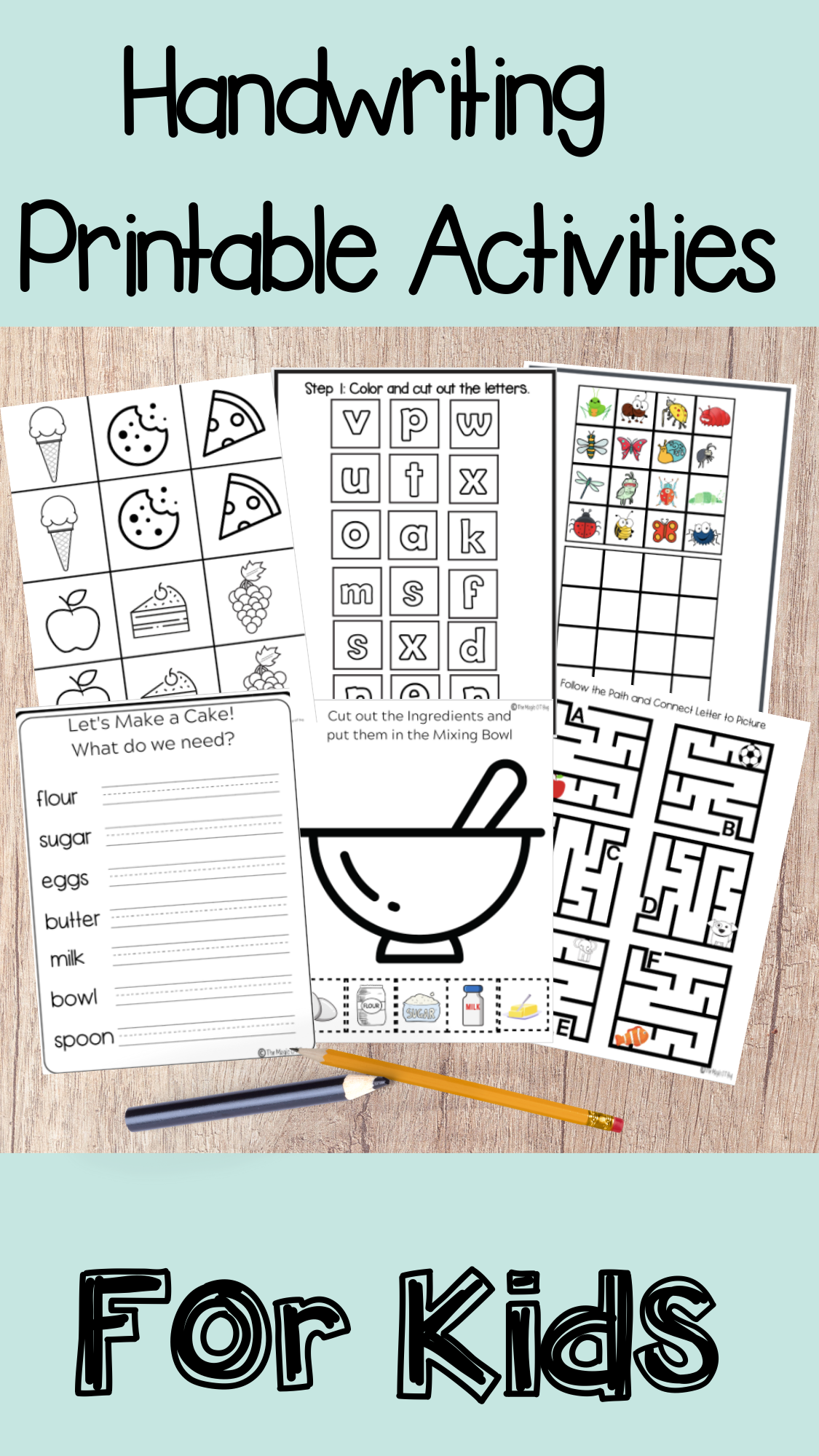 Handwriting Activities For Kids Visual Motor Skills Visual Perceptual In 2021 Handwriting Activities Occupational Therapy Handwriting Occupational Therapy Activities [ 2000 x 1125 Pixel ]