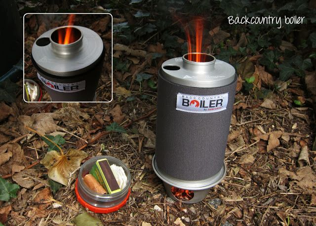 Field Test Backcountry Boiler Fuego