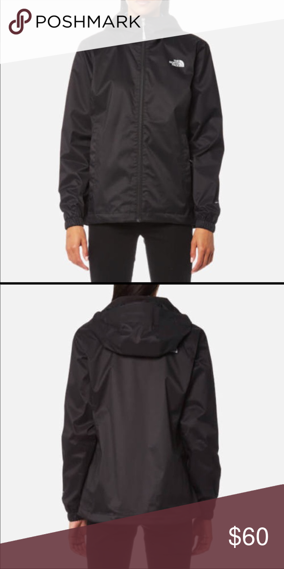 The North Face Women S Quest Jacket Color Tnf Black Size Medium Insulated Weatherproof Upc 888656814345 Full Leng North Face Women Jackets Black North Face