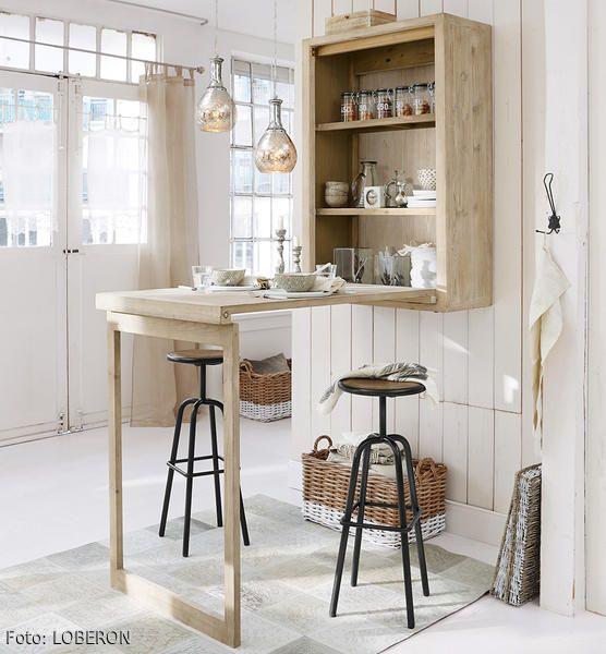 Gekonnt aufgestellt - klapptisch für küche