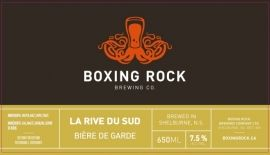 boxing rock brewery shelburne