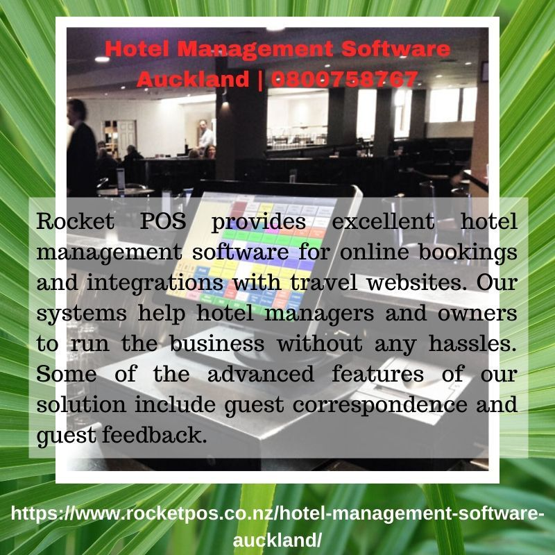 Best Software for Hotel and Restuant Hotel management
