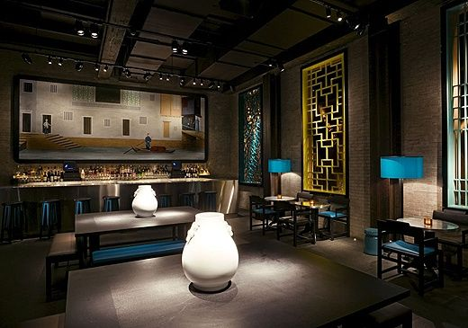 Buddakan new york restaurant projects gilles