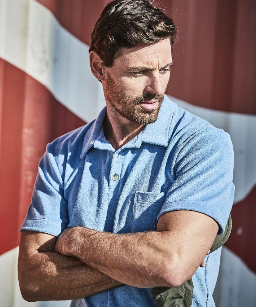 many fashionable sale usa online authentic quality Eine Hommage an die 1960er, in denen das Frottee-Shirt so ...