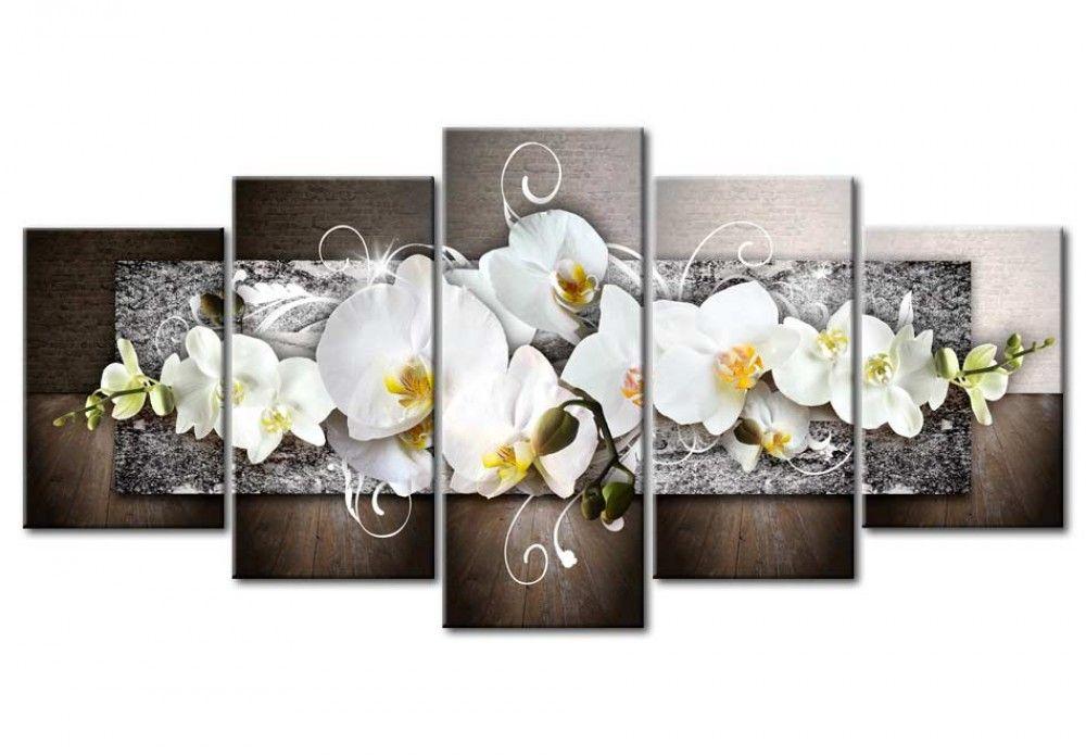 Ve cuadro Flor de inocencia y otras decoraciones en la galería bimago - cuadros para pared, trípticos, reproducciones y fotos en lienzo.