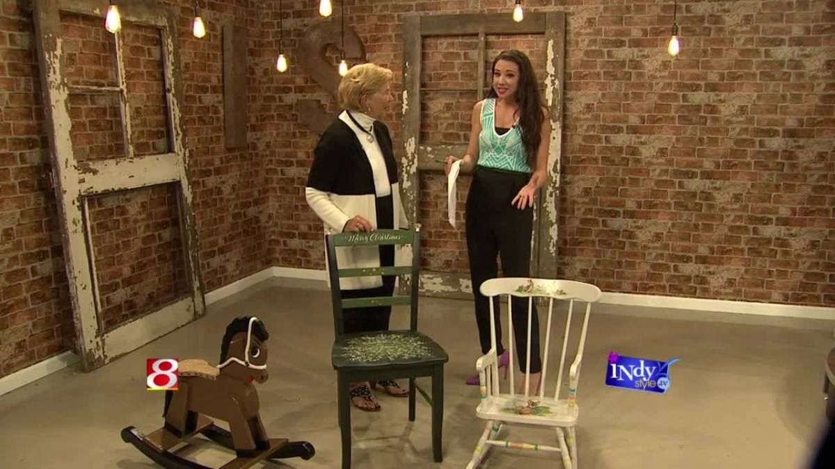 Fundraiser offers oneofakind chairs to benefit local