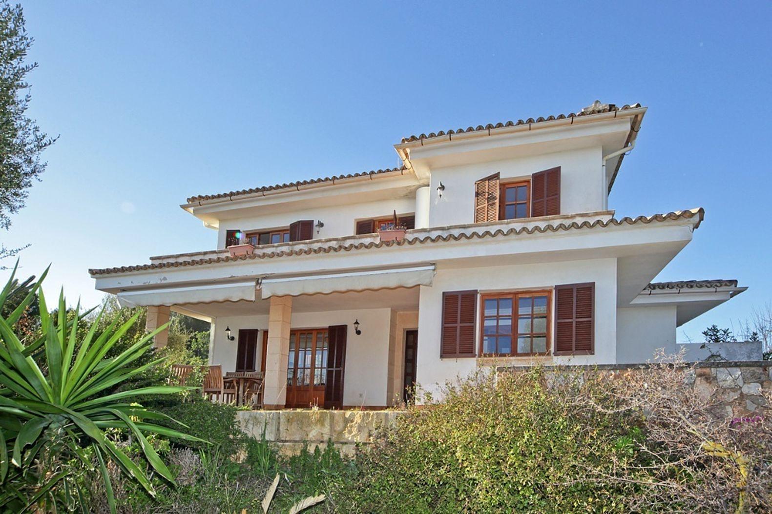 Mallorca Finca In Son Font Bei Calvia Im Sudwesten Von Mallorca Finca Mallorca Immobilien