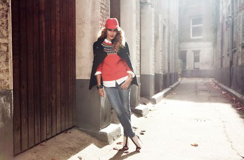 Nice pic! @BelmodoTiany wears a Dondup Jeans