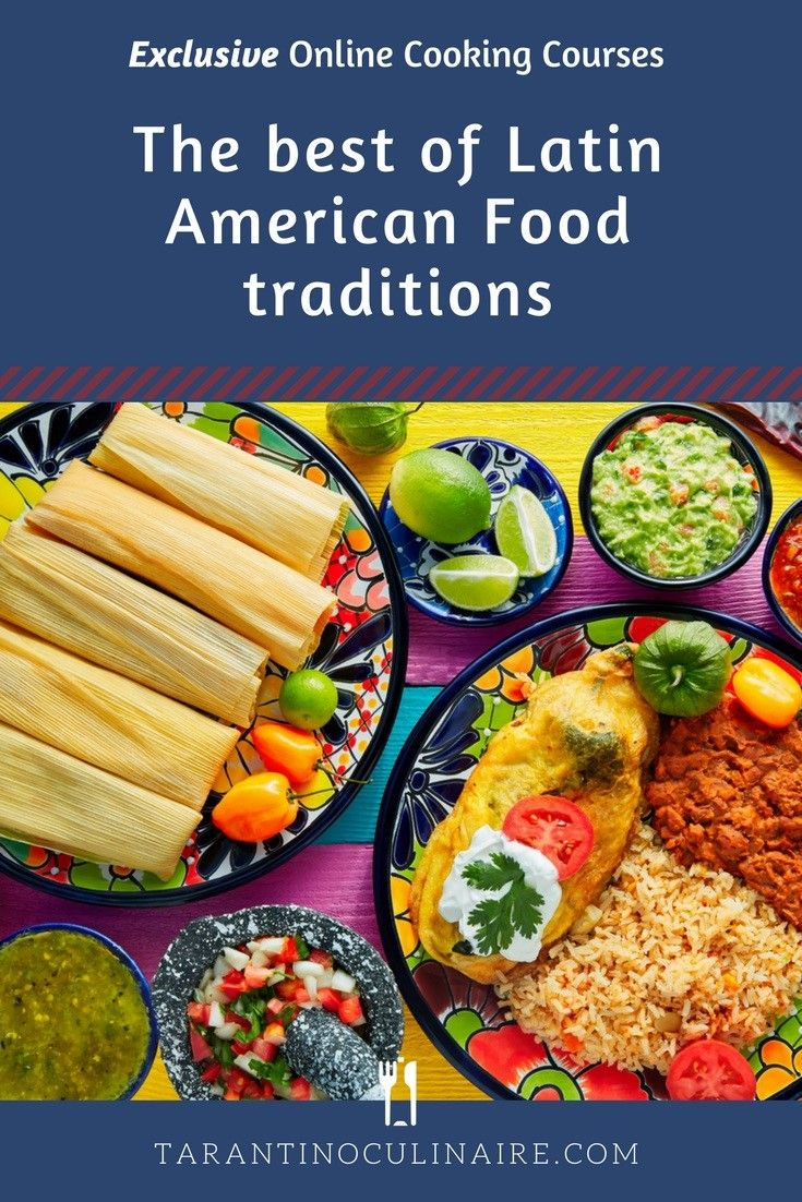 Learn the history culture behind latin food this step by step learn the history culture behind latin food this step by step easy to follow online cooking class will teach you how to cook various dishes indigenous forumfinder Image collections