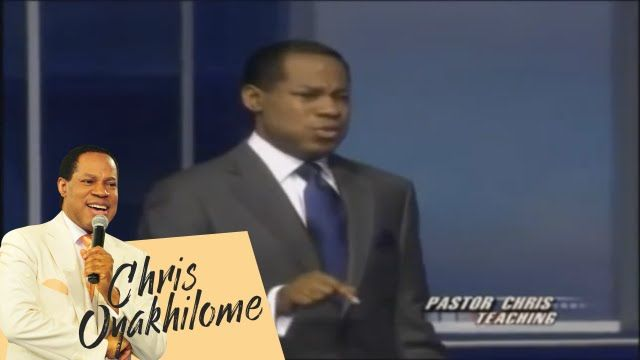 pastor chris oyakhilome teachings