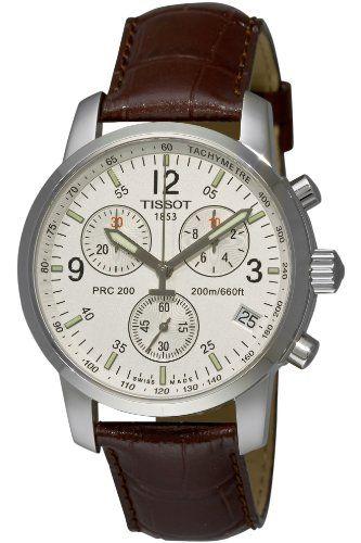 341395c485e Tissot Men's T17151632 T-Sport PRC200 Watch : Cartier | Best Watch Brands -  Top 10 Best Watch Brands Review Deals