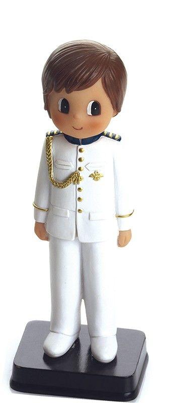 Figura tarta Comunión niño traje blanco.  figurastartacomunionnino   munecostartacomunion  comunion fae12bee2cc1b