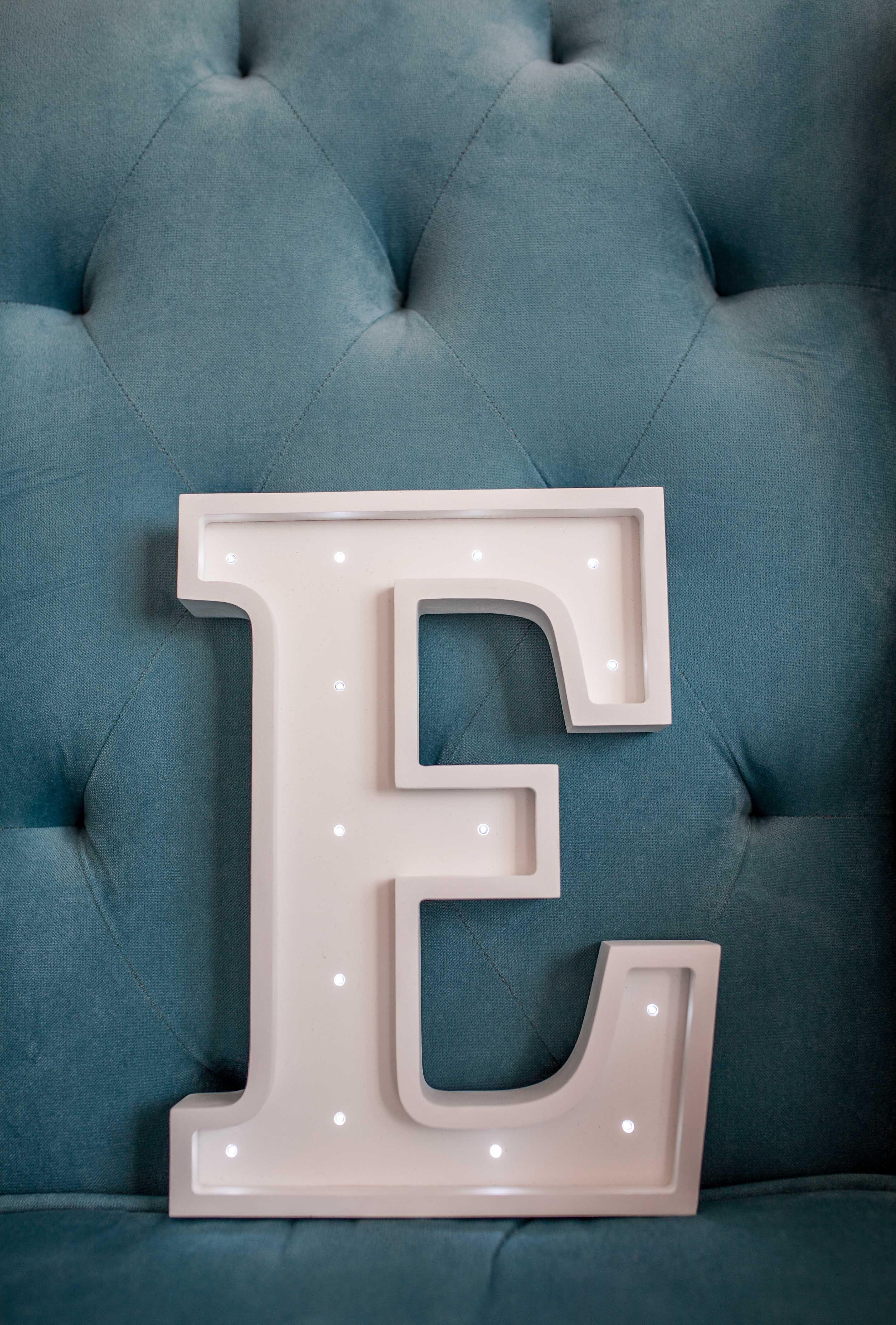 Night lights nursery - Gift For Men Letter E Lights Marquee Letter Light Marquee Letters Wooden Letters Night Light