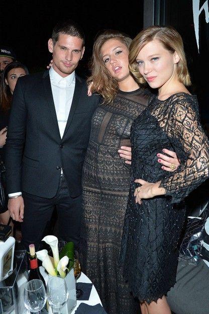 Epingle Sur Lea Seydoux And Adele Exarchopoulos