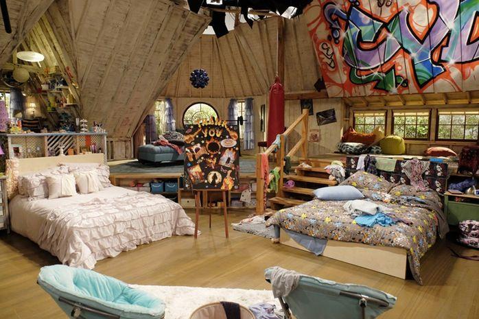 Dorm Room Ideas Lofted Bed Guys